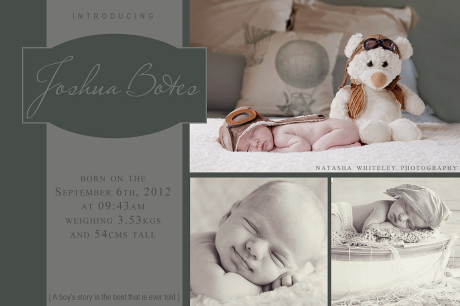 Pretoria Newborn Photos